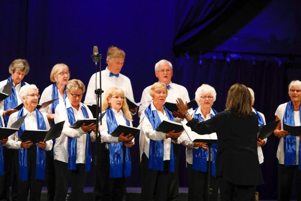 La música sirvió para despedir una nueva edición de las Jornadas Hispano-Noruegas