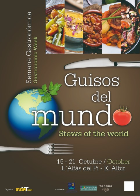 Hoy arranca en l'Alfàs la semana gastronómica 'Guisos del mundo'