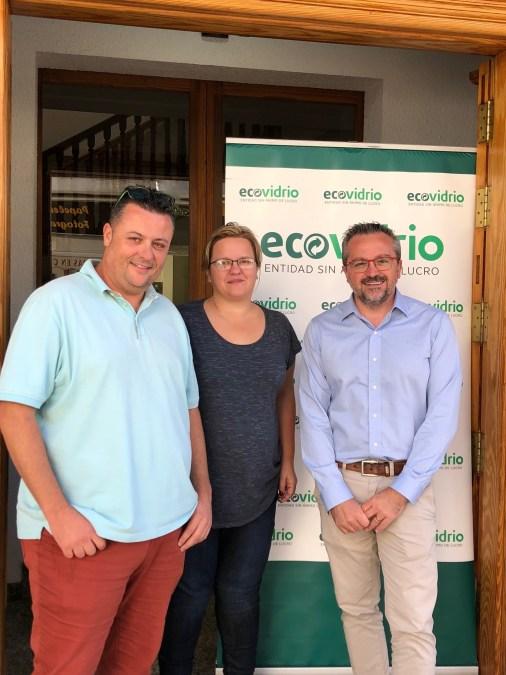 L'Alfàs participará en fiestas en la campaña de Ecovidrio 'La Peña Recicla'