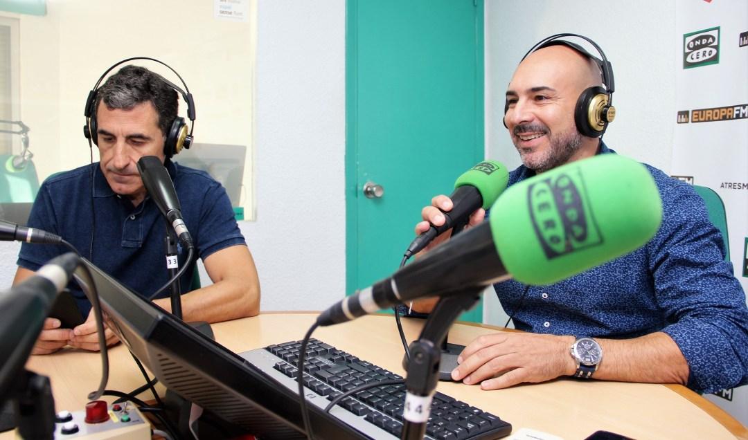 El concejal de deportes Luis Miguel Morant ha participado hoy en la tertulia deportiva de Onda Cero.