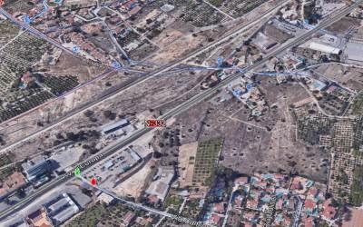 Corte programado del suministro de agua en la calle Riu Montnegre y adyacentes