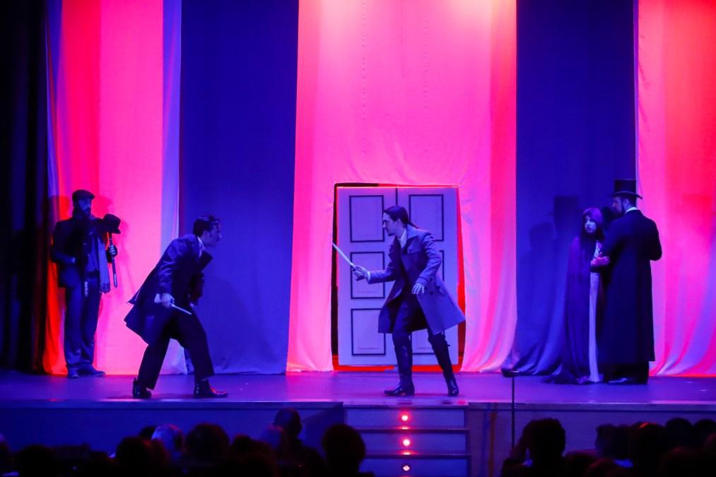 Alpí Teatre estrena 'La dama duende' durante la XVII Mostra de Teatre de l'Alfàs del Pi