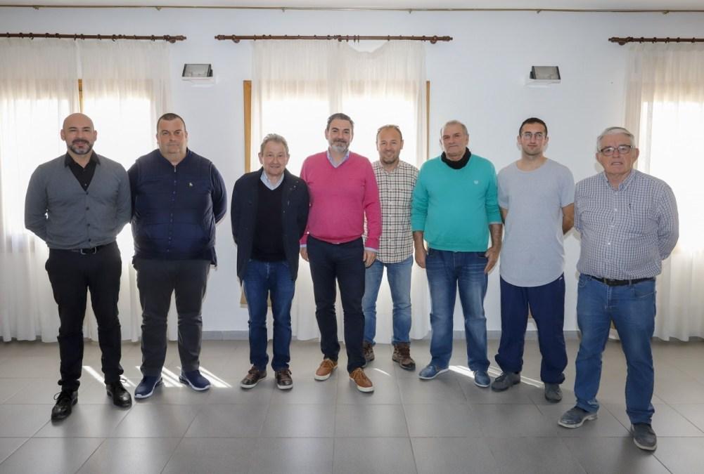 El Ayuntamiento de l'Alfàs empieza a ratificar  convenios de colaboración con tres entidades deportivas.