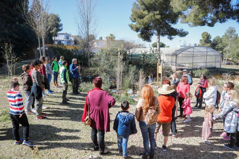 El CIPM Los Carrascos acogió una actividad familiar sobre igualdad y ecología