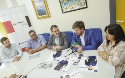 Jovempa Marina Baixa trae a l'Alfàs a Anxo Pérez para dar una conferencia sobre la inteligencia del éxito