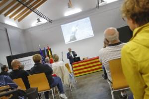 Conferencia Juan Antonio Marco Molina