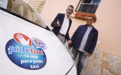 """Los Taxis de l'Alfàs se modernizan con su app """"pidetaxi"""""""