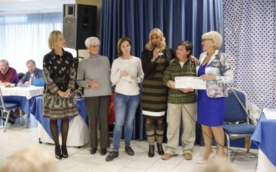 El Club Británico Companians dona 2.600 euros a la Asociación de Alzheimer