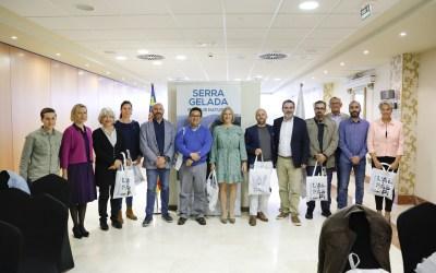 El Rotary Club de l'Alfàs del Pi se ha ofrecido al ayuntamiento para colaborar en los actos del 2020 Año del Parc Natural Serra Gelada