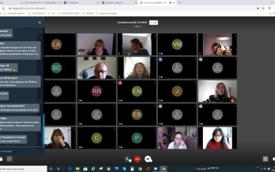 L'Alfàs asiste al encuentro virtual internacional sobre 'Participación Infantil y Brecha Digital'