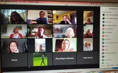 L'Alfàs abre un canal de comunicación virtual con sus residentes de otros países