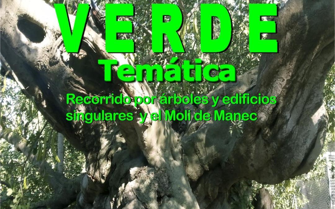 Ya te puedes apuntar a la 'Caminata Verde' entre árboles singulares de l'Alfàs