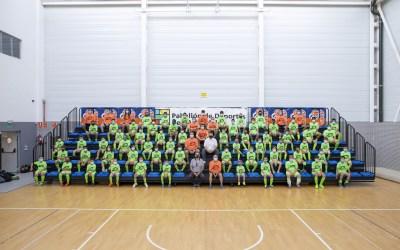 En marcha el octavo Campus de Fútbol Sala de l'Alfàs