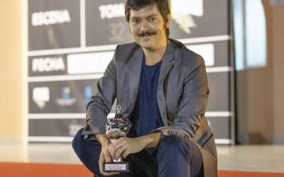 Albert Folk gana el concurso de cortos del 32 Festival de Cine de l'Alfàs del Pi con 'Els que callen'