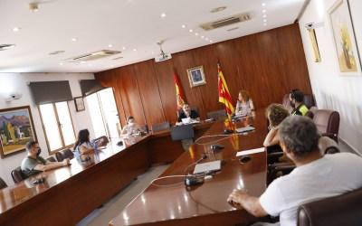 El Ayuntamiento de l'Alfas constituye la Comisión Negociadora del Plan de Igualdad Interno