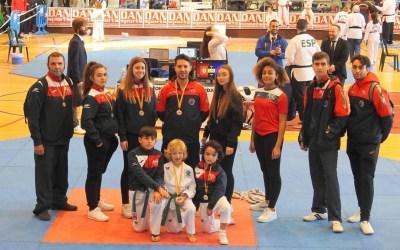 El Ayuntamiento de l'Alfàs revalida su apoyo al Club Neptuno de Taekwondo