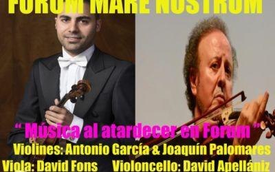 L'Alfàs acoge este fin de semana dos interesantes conciertos de música clásica