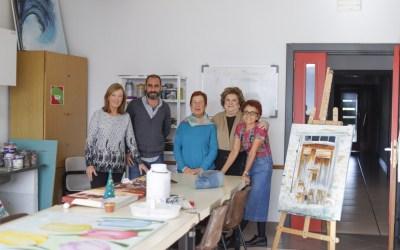 L'Alfàs renueva su colaboración con la asociación cultural Crearte Albir