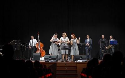 The Red Velvets ofrece el primer concierto del 27 Festival l'Alfàs en Jazz