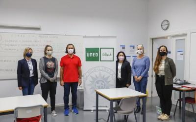 El Colegio Noruego de l'Alfàs acoge el primer examen del Bergenstesten