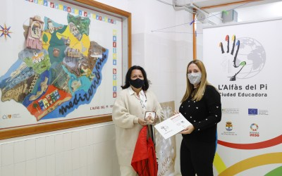 Se inician en l'Alfàs del Pi los actos conmemorativos en torno al Día Internacional de la Ciudad Educadora