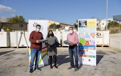 La campaña Reactiva-T de l'Alfàs promueve el correcto reciclaje de dispositivos electrónicos