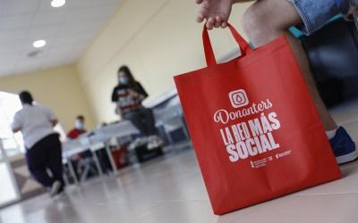 Comienza el año donando sangre hoy jueves en la Casa de Cultura de l'Alfàs