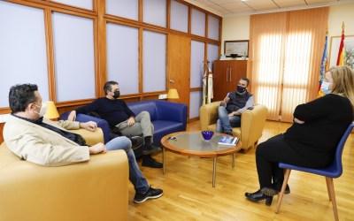El Ayuntamiento de l'Alfàs refuerza su compromiso con APSA en inserción laboral de personas con discapacidad
