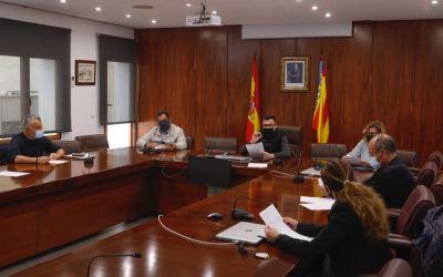 El Ayuntamiento de l'Alfàs se reúne con Coempa y Memba para dar a conocer las Ayudas Paréntesis