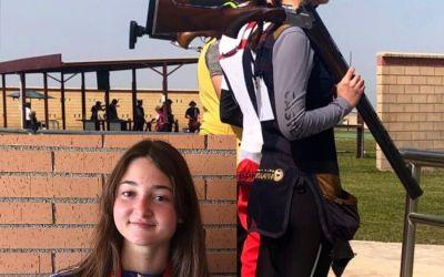 La tiradora alfasina Paula Morcillo se proclama Campeona de España en la categoría Junior Femenino