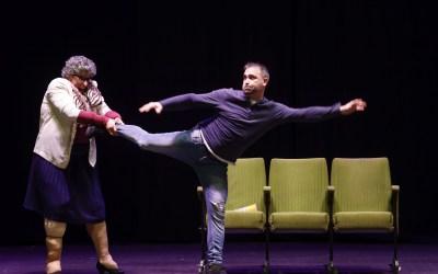 L'Alfàs celebra el Día Internacional del Teatro con la representación de 'FILM'