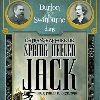 Burton & Swinburne - T01 - L'Étrange affaire de Spring Heeled Jack : Mark Hodder