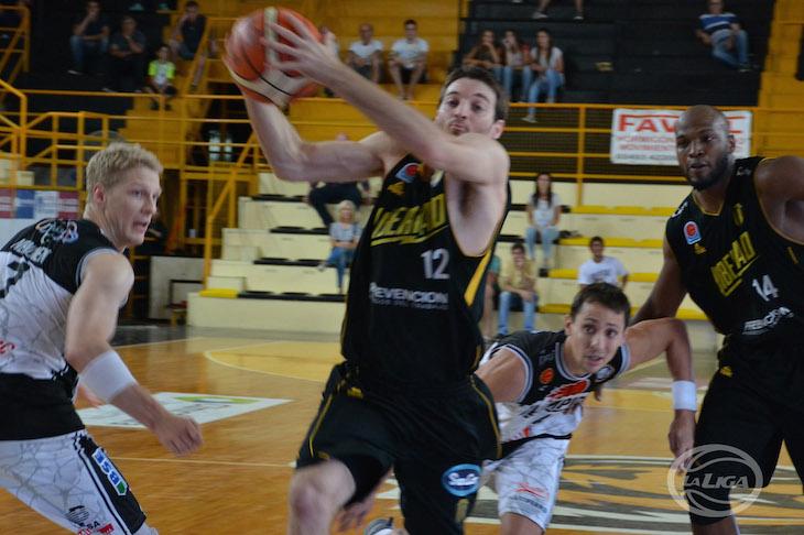Marcos Saglietti (Foto: LNB Contenidos)