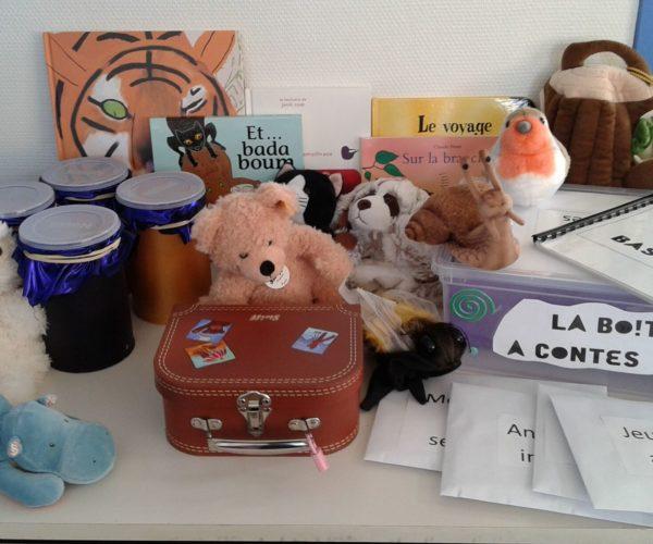 La valise de Basile