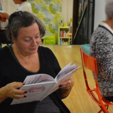Formation des bénévoles : Initiation à la littérature jeunesse à la librairie Au Chat Lent