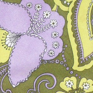 Altesse floral design twill tie