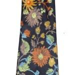 Hatton of England floral design retro tie.