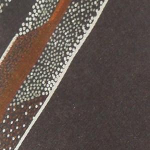 Pierre Cardin retro silk tie