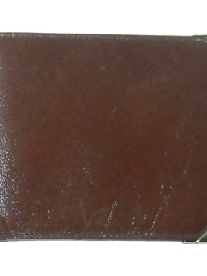 Aristocrat Bifold Brown Leather Wallet