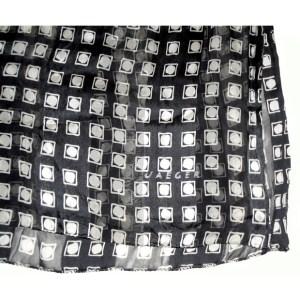 Jaeger long silk scarf