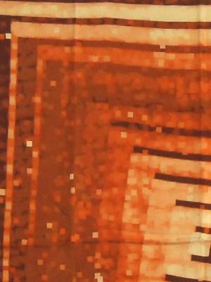 Mantero VIII Collection Silk Scarf