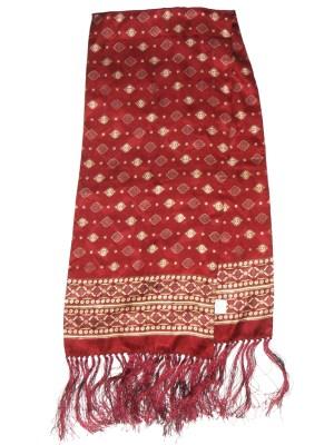 Tabasco pepper sauce logo silk scarf