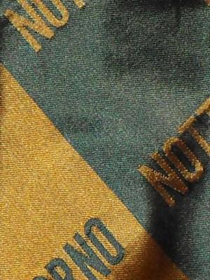 Notte Giorno design silk tie