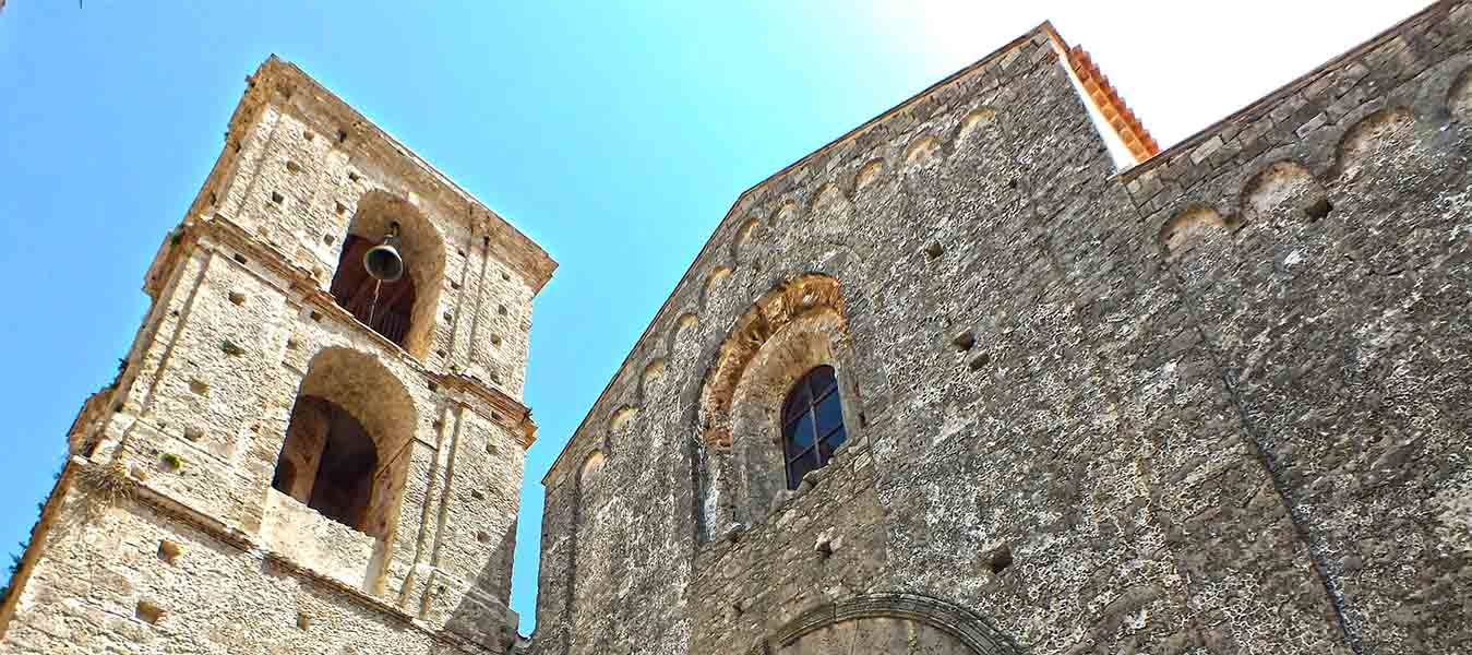 laLocride - Gerace, Cattedrale