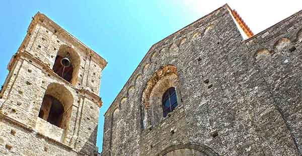 la cattedrale di santa maria assunta gerace