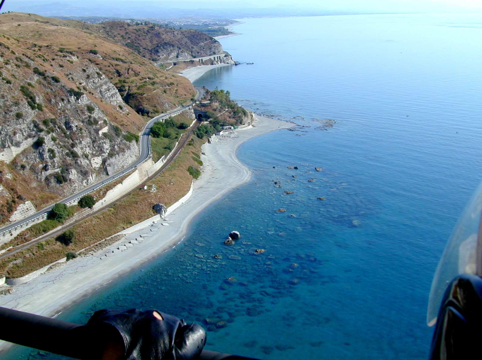 la spiaggia di Capo_bruzzano_la Locride 5