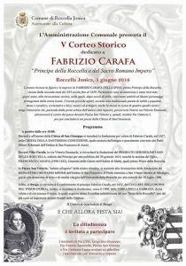CORTEO STORICO CARAFA @ Roccella Jonica | Roccella Ionica | Calabria | Italia