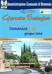 Giornata Ecologica di Mammola