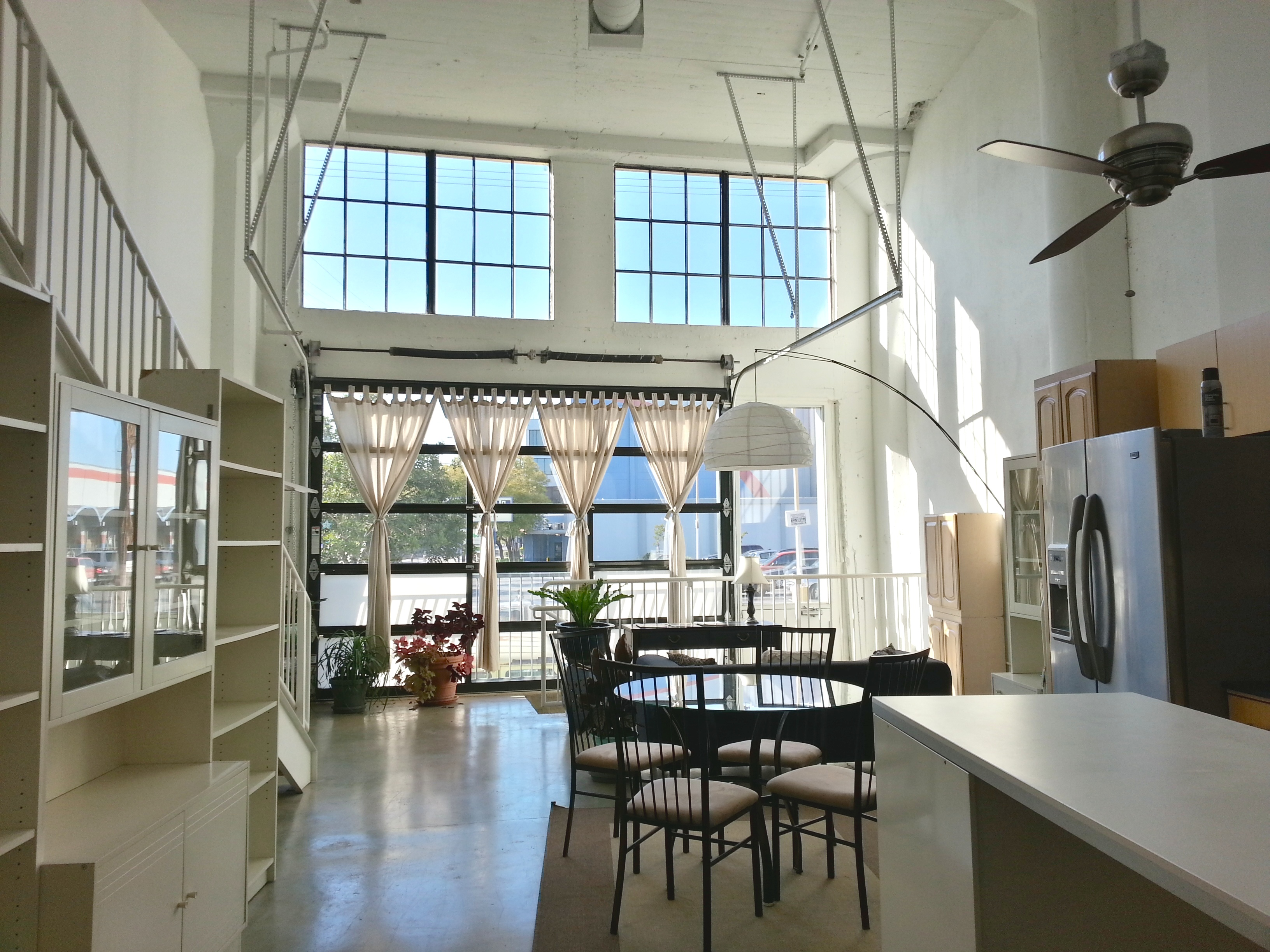 loft rentals huge live work loft for lease downtown l a 2 story