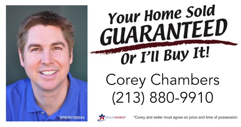 Corey Chambers Real Estate Downtown Los Angeles